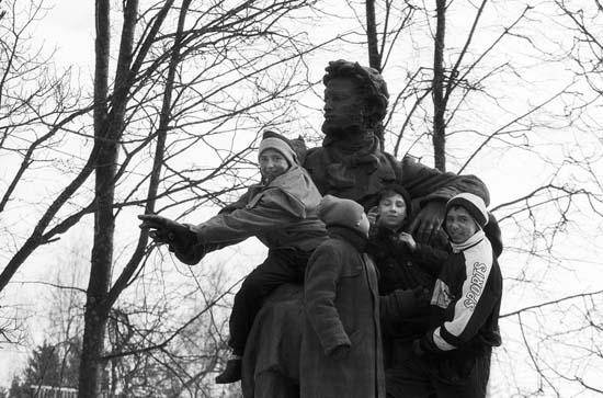 Pushkin Monument.